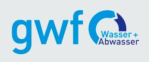 gwf Wasser + Abwasser Logo
