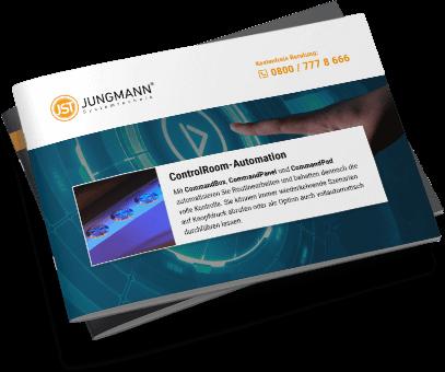 JST ControlRoom Automation - Datenblatt