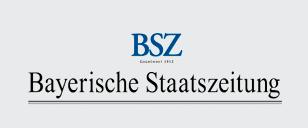 Bayerische Staatszeitung - Logo