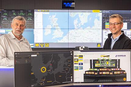 JST Referenz Zeppelin Power Systems Fleet Operations Center - Projektleiter
