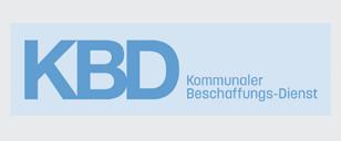 KBD Kommunaler Beschaffungsdienst - Logo